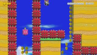 【スーパーマリオメーカー2】スーパー配管工メーカー part184【ゆっくり実況プレイ】