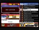 beatmania III THE FINAL - 161 - BE LOVIN (DP)