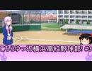 こちらゆっくり横浜高校野球部!#3【パワプロ2018栄冠ナイン】