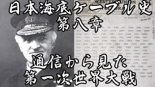 日本海底ケーブル史 第八章【VOICEROID解
