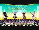 【MMD】ホロライブゲーマーズで「shake it!」【バーチャルYouTuber】