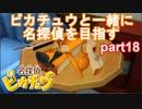 【名探偵】あかりがピカチュウと探偵するお話:part18【ピカチュウ】
