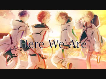 Here We Are/浦島坂田船
