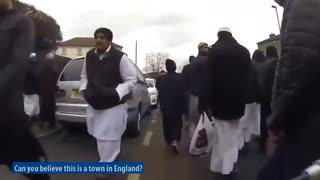 移民問題 イスラム教徒だらけになったイ