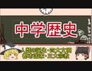 【ゆっくり解説】中学歴史 Part1【人類の誕生・四大文明・都市国家・三大宗教】