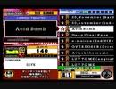 beatmania III THE FINAL - 287 - Acid Bomb (DP)
