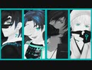 【【MMD刀剣乱舞】7【伊達組】