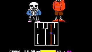 [★Undertale(bad time)]Other ver Double
