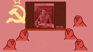 【パーティーパロット】 楽しいソビエト