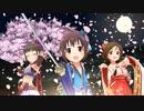 【デレステMV】「義勇忍侠花吹雪」(歌詞なし)【1080p60/4K ドットバイドット】