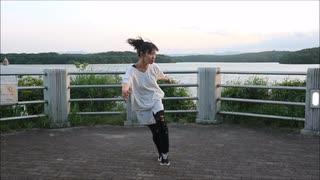【みゅー】狭山湖【ご当地で踊ってみた】