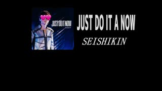 SEI◯HIKIN / JUST DO IT ANO W