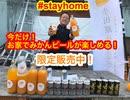 今だけ! #STAYHOME で小田原みかんビールを楽しもう!
