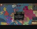 【EU4】ブランデンブルクでまったり帝国改革 Part1 ボヘミア継承【ゆっくり実況】