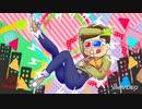 【手描きおそ松さん】ミュージカル松のジュシーでセツナトリップ【イラストメイキング】