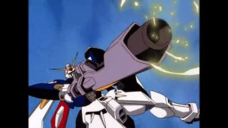1995年04月07日 TVアニメ 新機動戦記ガンダムW OP1 「JUST COMMUNICATION」(TWO-MIX)