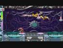 【ゲーム制作】ロールちゃんがロックマンXでボスラッシュをするゲーム 60
