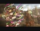【三国志大戦】桃園プレイ 穆に元気をもらう動画107 【八陣前将軍 対4枚剛騎の大号令】