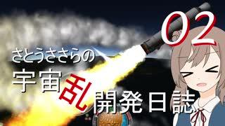 【KSP】さとうささらの宇宙乱開発日誌02 「ジェバダイアの遭難」