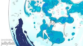 【初音ミク】jellyfish【オリジナル曲】