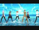 【Fate/MMD】エンヴィキャットウォーク【SN&FGO】