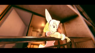 アライさんマンション3D 自室:フェネック編