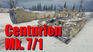 【WoT:Centurion Mk. 7/1】ゆっくり実況でおくる戦車戦Part740 byアラモンド
