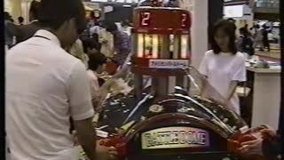 アーケード版アメリカンバトルドームの映像