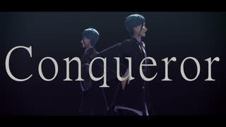 【MMDツイステ】Conqueror【リーチ兄弟】