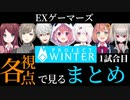 【EXゲーマーズ】雪山人狼 1戦目まとめ【Project winter】