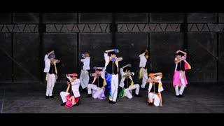 【Joh-μ's】WILD STARS【踊ってみた&歌っ