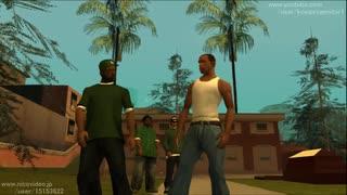 [HD版][TAS]Grand Theft Auto; San Andrea