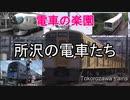 【電車の楽園】所沢の電車たち