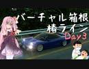 【アセットコルサ】椿ラインDay3 NSX-Advance ノーブレーキ走法【歯とタイムを削る】