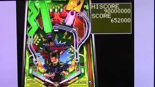 【実況・ファミコンナビ Vol.531】THE ピンボール(PlayStation)