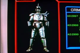 未来戦隊タイムレンジャー Case File 34