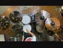 青空のラプソディ/fhána ドラムカバー
