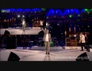 【微妙な差異】The Who London 2012 Performance  Extinguishing the Olympic Flame【比較動画】