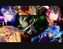 【高画質 HD1080p】ツイステOP「piece of my world」Night Ravens(ナイトレイブンズ)【30分耐久】