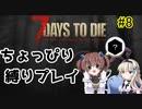 初見プレイでちょっぴり縛り「7Days to Die」を一人と一羽がプレイ part8