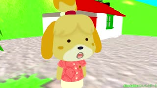 [Doom/Animal Crossing] Isabelle and Doo