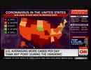 ジョージ・フロイドの死から一ヶ月...BLM抗議デモ続く米国で新コロ感染爆増w