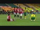 《19-20FAカップ》 [ベスト8] ノリッジ vs マンチェスター・ユナイテッド