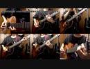 【ニコカラ】yama - 春を告げる Acoustic Guitar Cover by Osamuraisan【メロなしver】