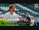 第96位:大迫勇也 2G1A / 岡崎慎司 1Gなど (2020年6月 第4週 サッカー日本代表ハイライト)