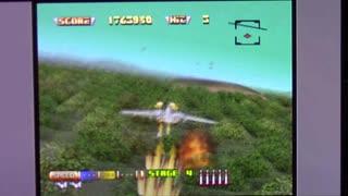 【実況・ファミコンナビプラス Vol.210】アフターバーナーII(PlayStation2)