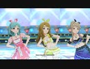 【ミリシタ】マイペースユニット(まつり・美也・朋花)「Glow Map」【ソロMV(合唱版)】