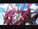 銀河機攻隊マジェスティックプリンス #018 「都市学園防衛線(後篇)」