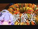 【映像美系ボイロキッチン】ゆるふわなゆかりさんとラタトゥイユ。