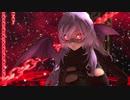 【第12回東方ニコ童祭】大人化レミリア魔道士服 de 小悪魔りんご(改変モデル1080P)